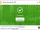 Avast SecureLine VPN for Windows 1.0.244.0 full screenshot