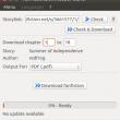 FanFictionDownloader 0.8.0 full screenshot