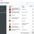 Epubor Kindle Transfer for Mac 1.0.0.8 full screenshot