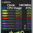System Monitor II 24.2 full screenshot