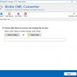 Access EML to Outlook 7.3.3 full screenshot
