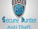 Secure Hunter Anti theft 1.001 full screenshot