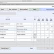 Senomix Timesheets for Mac OS X 5.1 full screenshot