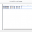 License4J License Manager 4.6.9 full screenshot