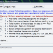 SpectrumSolvers 6.12 full screenshot