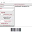 Code 128 Font Encoder Software App 2016 full screenshot
