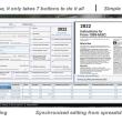 EASITax 1099 / W2 Tax Software 1.2014.1.1 full screenshot