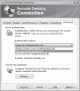 Remote Desktop Connection - Terminal Services Client 6.1 full screenshot
