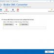 EML to PST Converter 64 bit 8.2.1 full screenshot