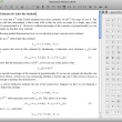 DirectMath for Mac OS X 3.0.0 full screenshot