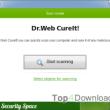 Dr.Web CureIt! 28 June 2017 full screenshot