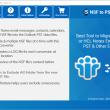 NSF to EML Converter 2 full screenshot