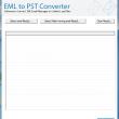 EML to PST Converter 7.3.6 full screenshot