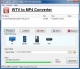 WTV to MP4 Converter 3.9.1.181 full screenshot