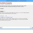 Zimbra User Accounts to Outlook 8.3.5 full screenshot