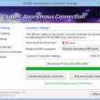 ChrisPC Anonymous Connection 1.60 full screenshot