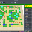 Scrabble3D for Linux  full screenshot