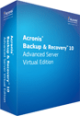 Acronis Backup & Recovery 10 Advanced Server Virtual Edition build 11133 full screenshot