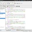 Bluefish 2.2.4 full screenshot