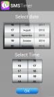 MobiMonster SMS Timer for Android 2.0 full screenshot