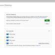 Chrome Remote Desktop 52.0.2743.48 full screenshot