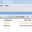Task Coach nLite Addon for Windows 1.4.3 full screenshot