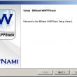 BitNami WAPPStack 5.4.15-0 full screenshot
