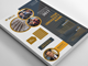 Corporate Education Flyer 1 full screenshot