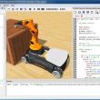 Webots PRO 8.3.2 full screenshot