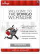 Boingo Wi-Finder for Mac 2.0.0299.0 full screenshot