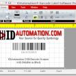 IDAutomation Barcode Label Software 15.8 full screenshot