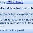 TAdvPanel & AdvPanelGroup 2.3.0.8 full screenshot