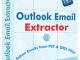 Outlook Email Spider 6.1.2.23 full screenshot