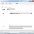DBF to XLS (Excel) Converter 3.25 full screenshot