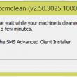 CCMClean 2.50.3025.1000 full screenshot