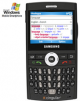 French Dictionary & Thesaurus by Ultralingua for Windows Mobile Pro 6.2 full screenshot