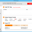 Outlook 2007 Email Backup and Restore Tool 2.0 full screenshot