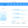 SynciOS for Mac 1.0.8 full screenshot