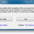 Fix IE Utility 1.0 full screenshot