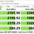CrystalDiskMark 5.2.1 full screenshot
