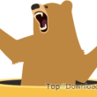 TunnelBear for Mac OS X 3.0.13 full screenshot