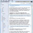 CintaNotes Free Personal Notes Manager 3.9 full screenshot