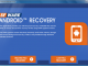 SFWare for Android™ Data Recovery 1.0.0 full screenshot