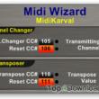 Midi Wizard  full screenshot