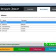 Fast Browser Cleaner 1.0.0.0 full screenshot