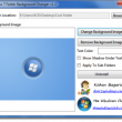 Windows 7 Folder Background Changer 1.1 full screenshot