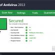 Diyusof Antivirus 2013 3.0.0 full screenshot