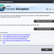 GiliSoft CD DVD Encryption 3.2.8 full screenshot