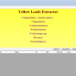 Yellow Leads Extractor 1.0.0 full screenshot