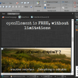 openElement 1.57.9 full screenshot